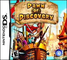 Dawn of Discovery NDS New Nintendo DS
