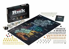 NIB Risk Game of Thrones Edition Sealed USAopoly GOT  Westeros Essos Board HBO