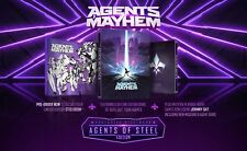 Agents of Mayhem - Steelbook Edition PS4