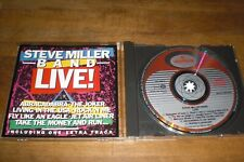 Steve Miller Band - Live! Mercury Smooth Case