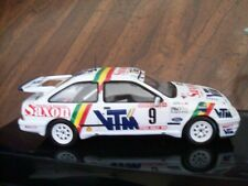 1990 FORD SIERRA RS COSWORTH YPRES RALLY - COLIN McRAE / D.RINGER - IXO 1/43 NEW