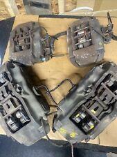 04 10 Vw Touareg Cayenne Q7 Front Amp Rear Set Brembo Brake Calipers 18zr