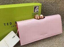 "TED BAKER ❤️ Crystal & Pearl Bobble matinee purse Patent  BNWTS ""KATTIA"" ❤️pink"