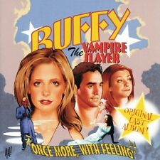 Buffy the Vampire Slayer-Once more, with Feeling (2002) Original cast album [CD]