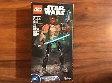 Lego Star Wars Set 75116 Finn Buildable Figure in Sealed Damaged Box
