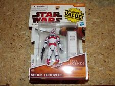 STAR WARS LEGACY COLLECTION BLOCKBUSTER 2 PACK Shock Trooper Super Battle Droid