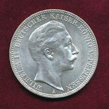 Vorzügliche 3 Mark Silbermünzen aus dem deutschen Kaiserreich für Berühmte Persönlichkeit