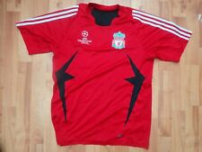 CLASSIC LIVERPOOL CHAMPIONS LEAGUE ADIDAS M MEDIUM MENS FOOTBALL SHIRT