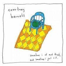 Courtney Barnett - Sometimes I Sit And Think, And Sometimes I Just [CD]