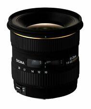 Sigma  10-20 mm / 4-5,6 EX DC HSM Objektiv für Canon EOS Demo-Ware neuwertig