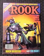 1979 THE ROOK #1 Warren Magazine FVF Richard Corben ALCALA Nebres NINO