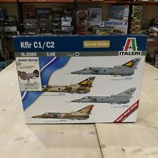 KFIR C1/C2 - KIT ITALERI 1:48 art. 2688