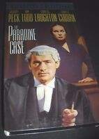 The Paradine Case (VHS, 1992) Gregory Peck - Alfred Hitchcock