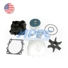 Yamaha Water Pump Repair Kit 61A-W0078-A2, 61A-W0078-A3 With Housing Replacement