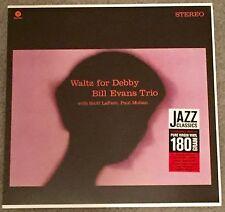BILL EVANS TRIO Waltz for Debby LP 180-gr Scott LaFaro Paul Motian Bent Corners