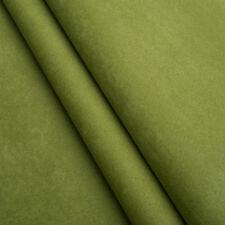 Mikrofaser Alicante Meterware 1lfm 148cm breit Polsterstoff Velours Grün