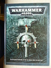 Warhammer 40,000 Rulebook (Hardcover) GOOD CONDITION!