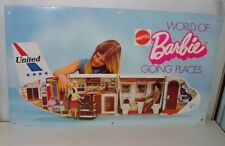 """New Listing% 1973 Mattel Barbie Going Places Double Sided Store Display Super Rare 34"""""""