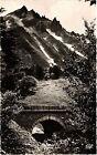 CPA LE MONT-DORE Vue du Pic du Sancy prise du pont de la Dore (408637)