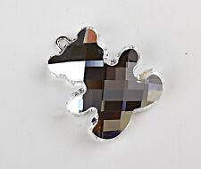 Authentic Swarovski Teddy Bear Mini Pendant Charm