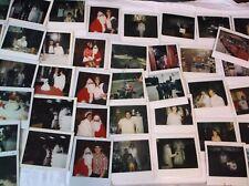 Vtg photo Lot Kodak instant film pics family   amateur estate pictures Lot 50
