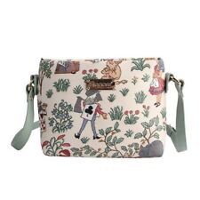 Signare Womens Tapestry Fashion Shoulder Handbag Across Body Messenger Bag Alice