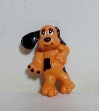 TONKA VTG 1984 POUND PUPPIES 3'' PVC FIGURE PUPPY DOG FIGURINE PPI / LGT