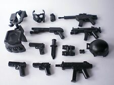 (no.8-7) custom  NAVY SEAL gun army weapons police swat for LEGO minifigure