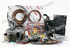 4L60E 4L65E Transmission Level 2 High Performance Rebuild Kit 2004 Up GM Stage1