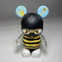 "Disney Vinylmation Mickey Mouse Urban Series #6 Killer Queen Bee 3"" Figure VGC"