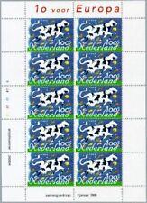 Nederland NVPH 1630 Tien voor Europa postfris.1994