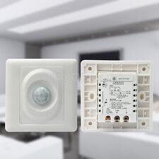 Encastrable IR Infrarouge Interrupteur Commutateur LED Lampe Détecteur Mouvement