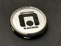 Motegi Racing Custom Wheel Center Cap Silver Finish Chrome Edge F-079 2219010300