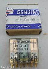 New Cessna Relay R40 E1X4 V200