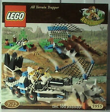 NEW Lego DINO Island 5955 All Terrain Trapper SEALED