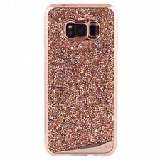 Case-Mate Premium Brilliance Tough Crystals Case for Samsung Galaxy S8 RoseGold