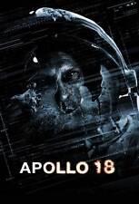 APOLLO 18 Movie POSTER 27x40 C