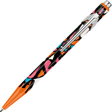 Caran d'Ache Street Art Orange Ballpoint Pen 849.520