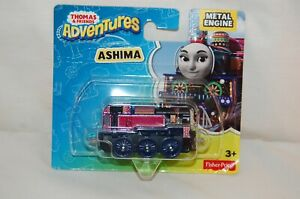 THOMAS & FRIENDS - ASHIMA Metal Engine Fisher Price NEW