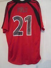 2001-2002 AC Milan Third 3rd Pirlo Football Shirt Large Adult (41041)