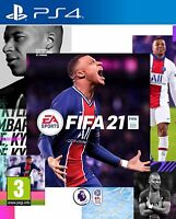 FIFA 21 Playstation 4 & 5 PS4 PS5 NEW SEALED (Inc PS5 Free Upgrade) IN STOCK NOW