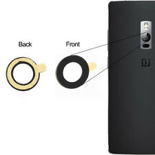 For OnePlus 2 Two Rear Back Camera Glass Lens Cover Black Part A2001 A2003 A2005