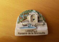 Fève - LANGRES - Fontaine de la Grenouille   (2760)