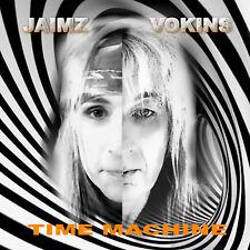 Jaimz Vokins Time Machine Cd Tigertailz Wrathchild Cherie Currie Seventies glam