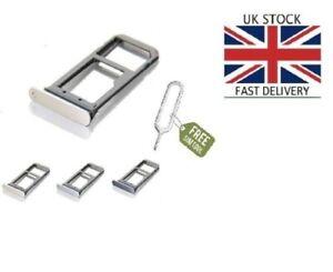 Samsung Galaxy S7 Edge, S7 Sim Card Micro SD Memory Card Holder Tray Slot UK