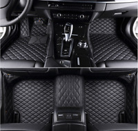 Car Floor Mats Liner Waterproof Auto Mat For MERCEDES BENZ GLA  X156 2013-2018