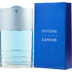 Oxygene By Lanvin Edt Spray 3.3 Oz