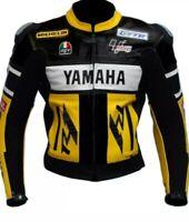 Yamaha New Customized Leather Motorbike Motorcycle Biker Racing Sports Jacket