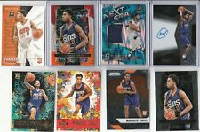 MARQUESE CHRISS 2016-17 ROOKIE LOT (25) W/ SELECT AUTO #D SPECTRA RELIC PRIZM SP