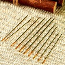 10Pc Hand Sewing Needles Assorted Sizes Household Embroidery Home Craft Supplies